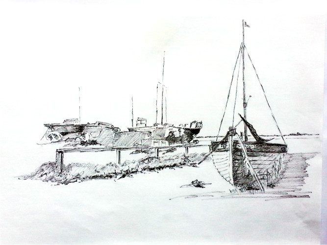 West Mersea - May 2015